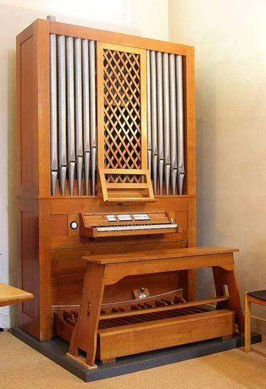 Kerk & Orgel
